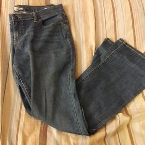Old navy diva style jeans